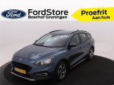 Ford Focus Wagon 125pk Active | Orig. NL. | Adapt. cruise | Camera | Winterpack | Keyless e