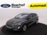 Ford Focus Wagon 1.0 125PK EcoBoost Titanium Business AUTOMAAT | - ac3000 !! | LED | B&O | De
