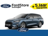 Ford Focus Wagon EcoBoost 125 pk Hybride Trend Edition Business | Sync3 Apple Carplay | PDC