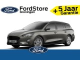 Ford Focus Wagon EcoBoost Hybrid 125pk Titanium X Business Nu:  ac374,- ANWB PRIVE LEASE ACTI