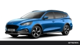 Ford Focus 1.0 EcoBoost Hybrid 125pk Active X Business