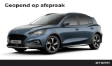Ford Focus 1.0 EcoBoost Hybrid 125pk Active Business