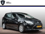 "Ford Grand C-Max 1.6 EcoBoost Titanium 7p. 150PK Navi 7 Persoons Keyless Lmv 16"" Zondag a.s. open"