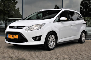 Ford C-MAX - 1.0 EcoBoost 125pk Trend Edition Navigatie
