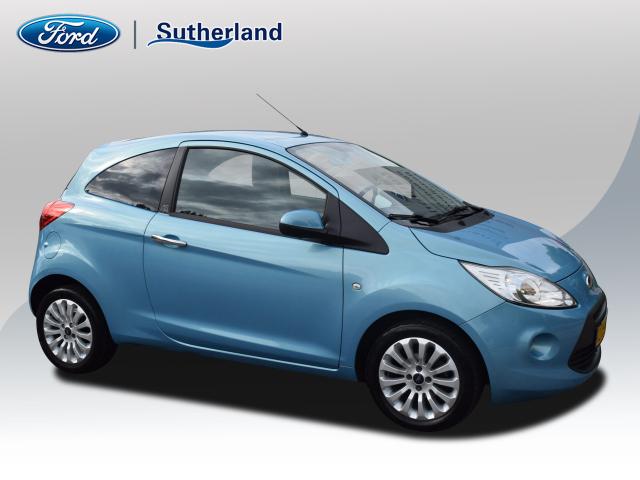 Ford Ka   Titanium X Start Stop Airco Lichtmetaal Tweedehands Autos Autokopen Nl
