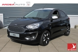 Ford Ka+ 1.2 85pk Trend Ultimate Black