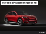 Ford Mustang Mach-E 1st Edition Voorraad levering eind Mei