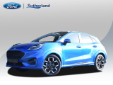 Ford Puma 1.0 EcoBoost Hybrid ST-Line X First Edition | Pano | Trekhaak | Stoel verwarming