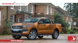 Ford Ranger 2.2 TDCI limited super cab 160PK