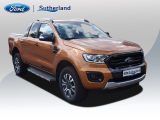 Ford Ranger Wildtrak Super Cab 2.0 EcoBlue 213pk Euro 6.2 Automaat | Adaptive Cruise Control