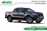Ford Ranger 2.0 E.B. Wildtrack 213 PK 4x4 Automaat
