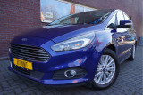 Ford S-Max 2.0 TDCi 210PK BI-TURBO LED Pano Adaptive Full Option! Uniek!