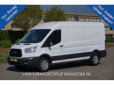 Ford Transit 330L 130PK L3H2 Trend  ac229 / Maand Airco Cruise Parkeersensoren!! NR. 431