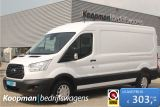Ford Transit 310 2.0TDCI 130pk L3H2 | Trend | Airco | Cruise | Camera | PDC Voor+Achter  | Le