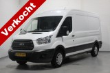 Ford Transit 2.2 TDCi 125 pk L3H2 Trend Airco, Cruise Control, PDC V+A, Trekhaak, APK tot 08-