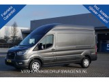 Ford Transit 350l 185pk L3H3 Limited Aut  ac421 / Maand Airco Navi Cam Adapt. Cruise, Xenon, LM