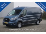 Ford Transit 350L 185PK L3H2 Limited Aut  ac421 / Maand Airco Navi Cam Adapt. Cruise, Xenon, LM