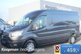 Ford Transit 350 2.0TDCI 170pk L3H2 Trend | Nieuw! | Automaat | Airco | Cruise | Camera | PDC