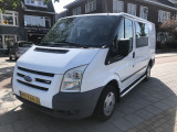 Ford Transit 260S 2.2 TDCI SHD DC met airco. MARGE !!