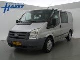 Ford Transit 260S 2.2 TDCI *MARGE* DUBBEL CABINE + AIRCO