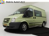 Ford Transit 280M 2.2 TDCI HD DC *ROLSTOELBUS / CAMPEROMBOUW?* / AIRCO / NAVI / CRUISE CTR. /