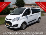 Ford Transit Custom 310L L2 H1 2.0 TDCI 130pk Trend 9-persoons Airco Cruise PDC!! NR. 941