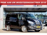 Ford Transit Custom 290 2.2 TDCI 155 | Sport | Limited | Leer | Cruise | Airco!!