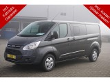 Ford Transit Custom 290L 130PK Limited Dubbele cabine Airco Navi Camera  Cruise Trekhaak! NR. 723