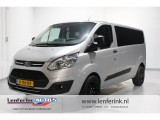 "Ford Transit Custom 2.0 TDCi 130pk Automaat L2 Dubbel Cabine Airco, 18"" LMV, PDC V+A, Cruise"