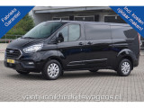 Ford Transit Custom 320L 170PK 2.0 TDCI Limited Dubbel Cabine Airco Cruise Navi Camera Trekhaak!! NR