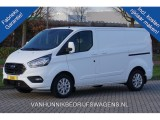 Ford Transit Custom 300S 130PK 2.0 TDCI Limited Airco Camera Alarm Navi Trekhaak !! NR. 171
