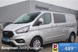 Ford Transit Custom 300 2.0TDCI 130pk L2H1 Limited DC | Automaat | Navi | Cruise | Airco | Camera |
