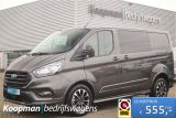 Ford Transit Custom 310 2.0TDCI 170pk L1H1 Sport DC | Automaat | 5 of 6 zits | Navi | Airco | Cruise