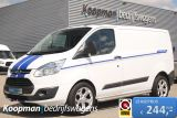 Ford Transit Custom 270 2.2TDCI 126pk L1H1 Trend | Cruise | Airco | Trekhaak | 3-zits  | Lease 253,-