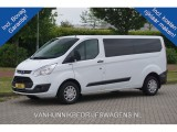 Ford Transit Custom 310L L2 H1 2.0 TDCI 130pk Trend 9-persoons Airco Cruise PDC!! NR.801
