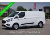 Ford Transit Custom 320L 2.0 TDCI 130PK Trend Airco Cruise LR Betimmering PDC!! NR. 128