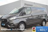 Ford Transit Custom 280 2.0TDCI 130pk L1H1 Limited | Nieuw! | Airco | Cruise | Navi | Camera | PDC |