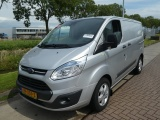 Ford Transit Custom 2.2 T 2x zijdeur, metallic