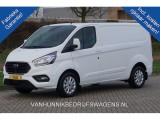 Ford Transit Custom 300S 130PK 2.0 TDCI Limited Navi, Camera, Airco, Alarm, Trekhaak Blind Spot!! NR