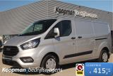 Ford Transit Custom 320 2.0TDCI 130pk L2H1 Trend | Nieuw! | Automaat | Airco | Cruise | Schuifdeur L