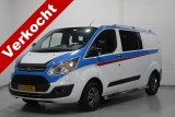 Ford Transit Custom 2.0 TDCI L2H1 Ambiente Dubbel Cabine Airco Cruise Camera Trekhaak