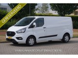 Ford Transit Custom 300L 130PK Trend  ac318 / Maand Airco Cruise Trekhaak PDC Blind Spot!! NR. 554