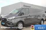 Ford Transit Custom 300 2.0TDCI 170pk L2H1 Limited | Nieuw! | Airco | Cruise | Camera | PDC | Lease