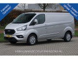 Ford Transit Custom 300L 170PK Limited Aut  ac379 / Maand Airco, Camera, Trekhaak, Navi, Blind Spot!!