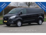 Ford Transit Custom 300L 170PK Limited Aut  ac379 / Maand Airco, Camera, Cruise,Trekhaak Navi Blind Sp