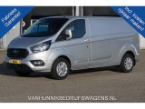 Ford Transit Custom 300L 170PK Limited  ac365 / Maand Airco, Camera Trekhaak Navi Blind Spot!! NR. 596
