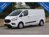 Ford Transit Custom 320L 2.0 TDCI 130PK Trend Airco Cruise LR Betimmering PDC!! NR. 638