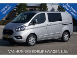 Ford Transit Custom 300S 170PK DC Limited Aut  ac459 / Maand Navi Camera Blind Spot Xenon Adap. Cruise