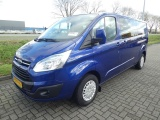 Ford Transit Custom 2.2 lang dc limited 125p