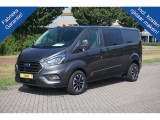 Ford Transit Custom 300L 170PK Automaat Limited Dubbel Cabine Leder Navi Camera Adap. Cruise Xenon B
